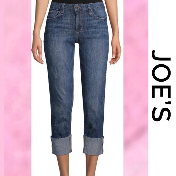 Joe's Jeans Denim - Joe's Rolled The Starlet Capris 31